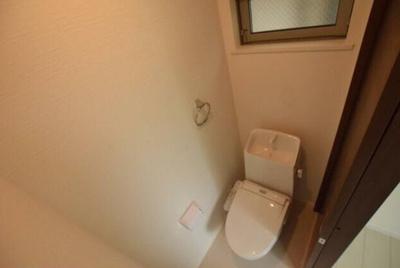 【トイレ】ライブリー平和台