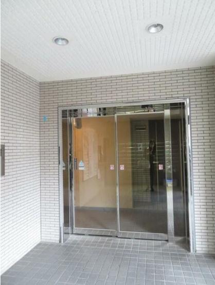 【エントランス】エメラルドマンション新宮