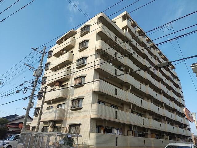 【外観】エメラルドマンション新宮