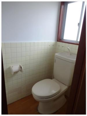 【トイレ】山下貸家