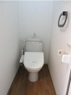 【トイレ】YMハイツ木月