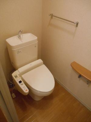 【トイレ】ヒルサイドコート