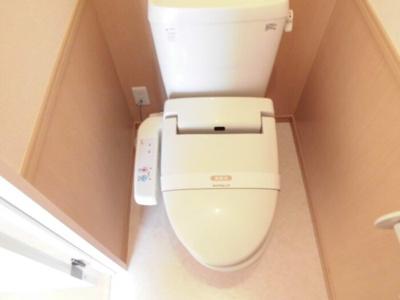 【トイレ】カルム都