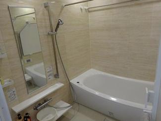 【浴室】ローレルコート上本町石ケ辻公園