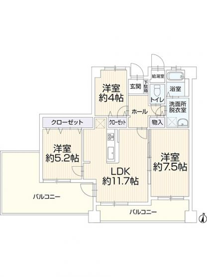 ロワールマンション新室見Ⅱ