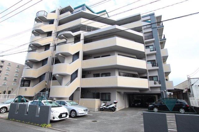 【外観】ロワールマンション新室見Ⅱ