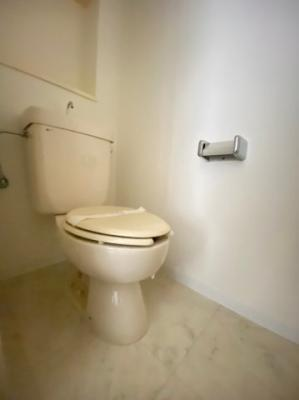 【トイレ】アッシュコート明石