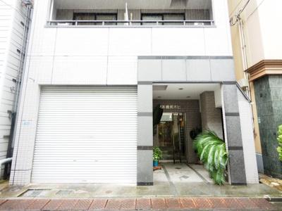 【エントランス】日本橋荒木ビル