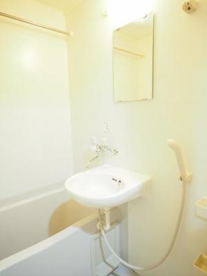 【浴室】日本橋荒木ビル