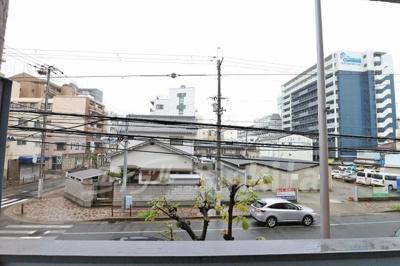 【展望】ハイツ中路