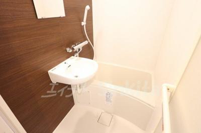 【浴室】ハイツ中路