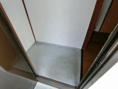 【玄関】コーポ和田