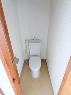 【トイレ】コーポ和田