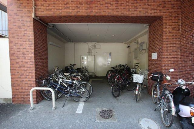 【駐輪場】ライオンズマンション高宮第5
