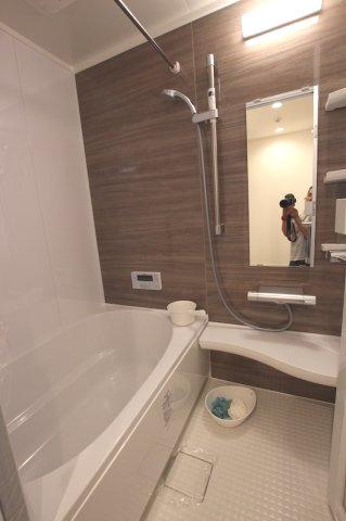 【浴室】ライオンズマンション高宮第5