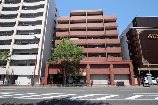 【外観】ライオンズマンション高宮第5