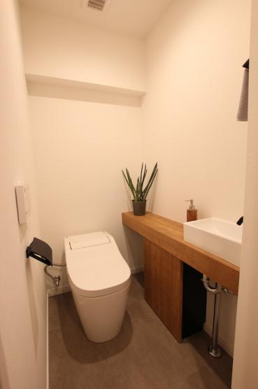 【トイレ】ライオンズマンション高宮第5