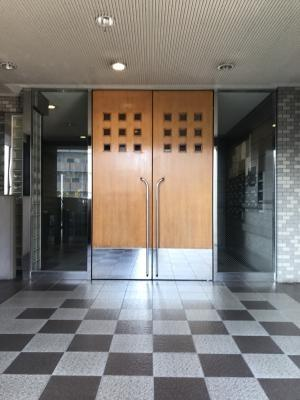 【エントランス】ビッグヴァンベイフロント横浜
