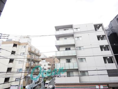【展望】ルーブル新宿水道町