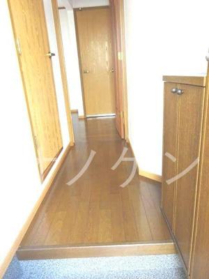 【玄関】ピサンリ