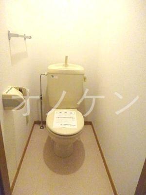 【トイレ】ピサンリ
