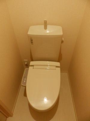 【トイレ】オーロ・ティエラ