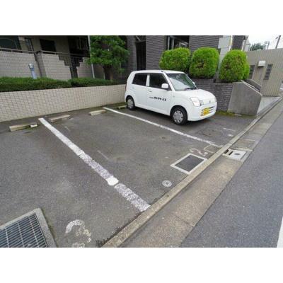 【駐車場】メゾン・ド・トロア