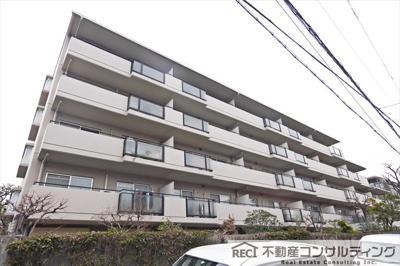 【玄関】カネボウ芦屋アーバンプラザ