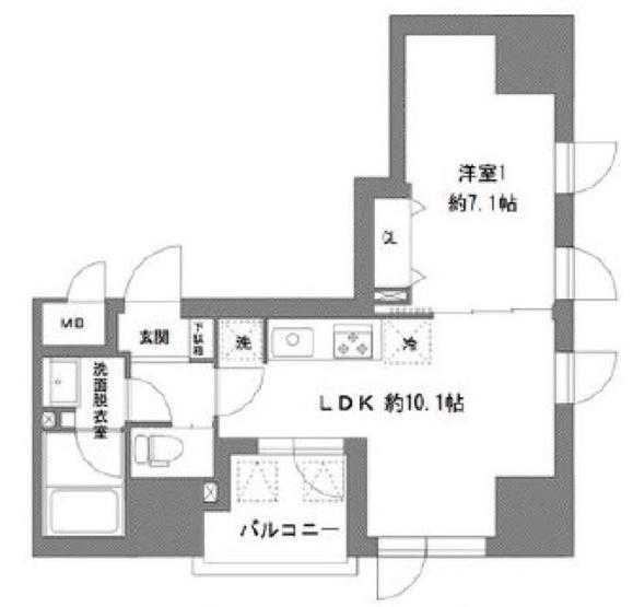 ラヴィータ東上野