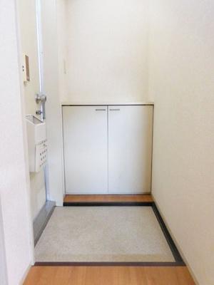 【玄関】グリーンハイツ
