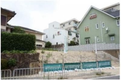 【外観】北名次町D-1号地 売土地
