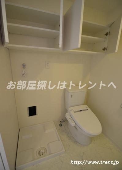 【トイレ】プレールドゥーク渋谷初台