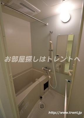 【浴室】プレールドゥーク渋谷初台