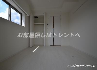 【居間・リビング】プレールドゥーク渋谷初台