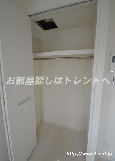 【収納】プレールドゥーク渋谷初台