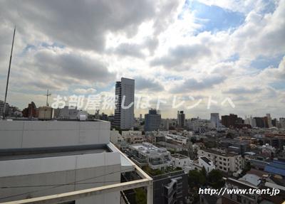 【展望】プレールドゥーク渋谷初台