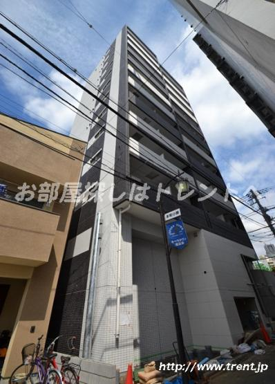 【外観】プレールドゥーク渋谷初台