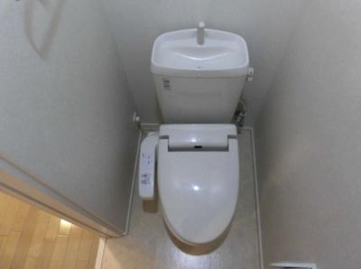 【トイレ】ルシエル碑文谷