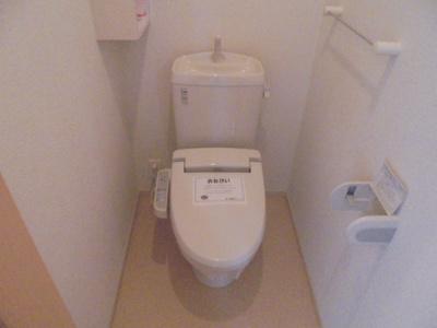 【トイレ】サニーアベニュー