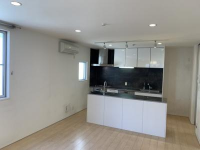 【キッチン】青葉台1丁目中古戸建