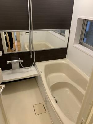 【浴室】青葉台1丁目中古戸建
