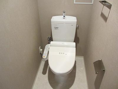 【トイレ】ワコーレシティ神戸三宮