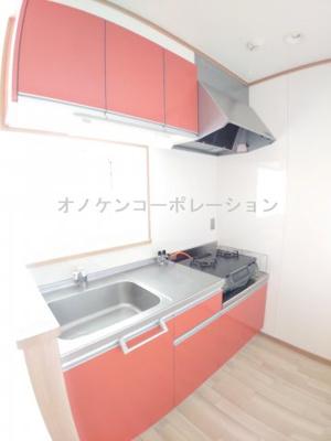 【キッチン】メルベーユ・トモ