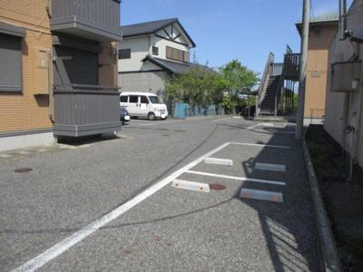 【駐車場】サフィールA