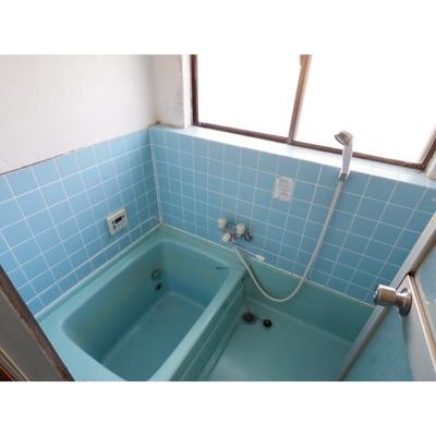 【浴室】笹川貸家
