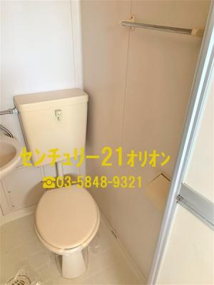【トイレ】ルシーダかみさぎ