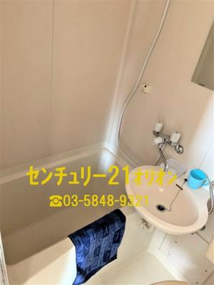 【浴室】ルシーダかみさぎ