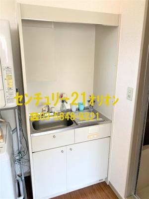 【キッチン】ルシーダかみさぎ