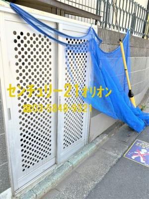 【その他共用部分】ファランジュ中村橋(ナカムラバシ)-1F