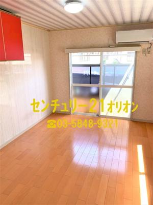 【居間・リビング】ファランジュ中村橋(ナカムラバシ)-1F